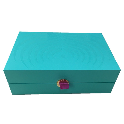 Exquisite High Quality Cosmetic Box
